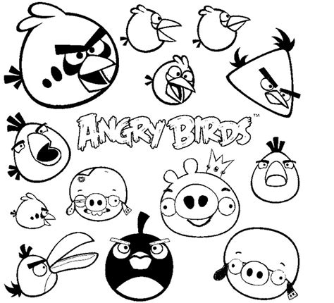 angry birds terence coloring pages free angry birds space terence coloring pages