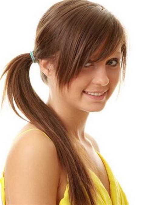cute hairstyles very easy very easy hairstyles for long hair