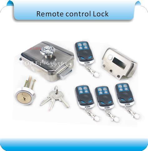 Remote Door Lock Home by Diy Battery Smart Home Security Electronic Electronic