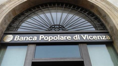 time popolare vicenza ecb announced the names of two bankrupt italian banks a