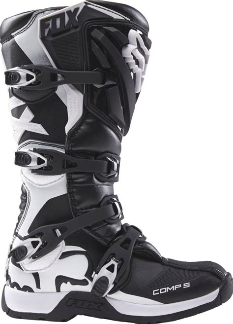 girls motocross boots motocross boots fox comp 5 black white boots 2017 womens