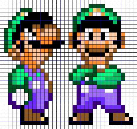 pattern maker games image result for super mario maker perler bead perlers
