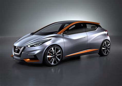 nissan small car nissan sway concept sets the look for future small cars