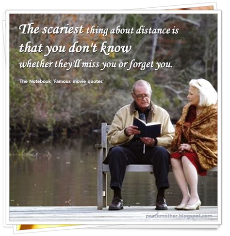 movie quotes notebook peace mother romantic movie recommendation the notebook