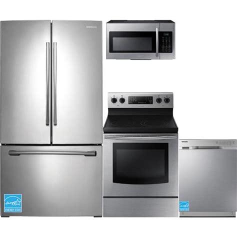 Samsung Kitchen Package by Samsung Rf26hfendsr Stainless Steel Complete Kitchen