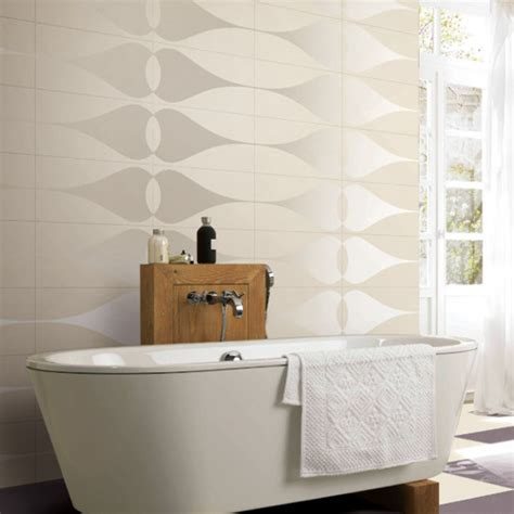 thin tiles for bathroom white tear drop patterned 1200x600mm thin porcelain wall