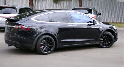 Tesla News Model X Tesla Model X Motor News