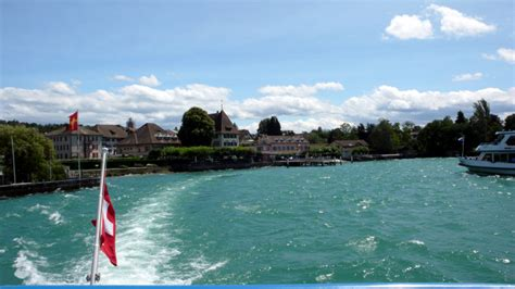 boat zurich to thalwil riding the lake z 252 rich ferry 2012