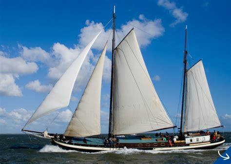aldebaran zeilboot zeilen ijsselmeer en waddenzee zonnewind