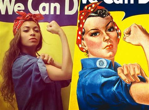 commercial girl power militante f 233 ministe hier les insultes aujourd hui une