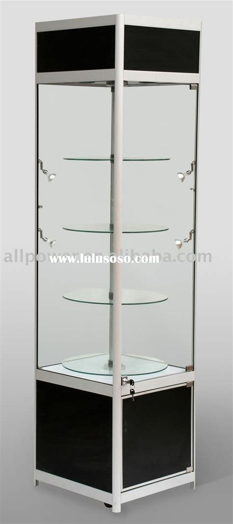 aluminum glass display cabinet manicinthecity