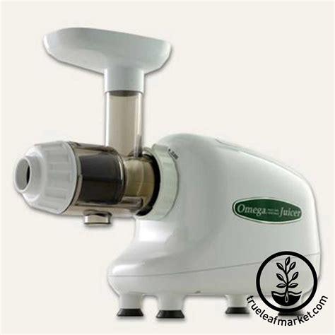 Juicer Wheatgrass omega nutrition center masticating juicers model 8007 8008