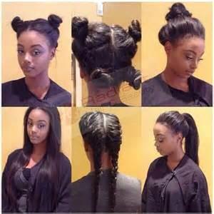 vixen sew in on hair de vixen sew in myblackhair