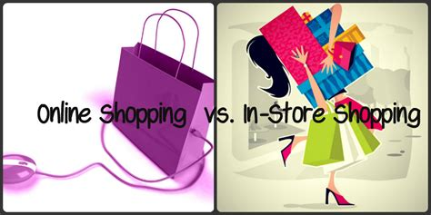 Online shopping vs in store shopping compare munafa