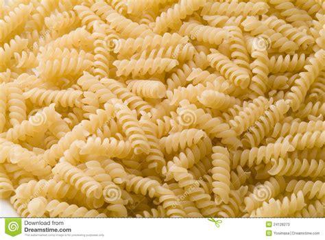Macroni Spiral 100 Gr spiral pasta stock photos image 24128273