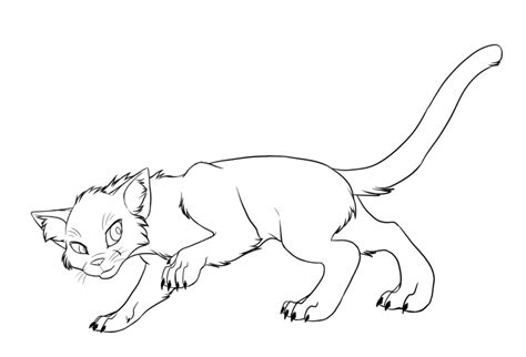 coloring pages of warrior cats the gallery for gt warrior cat kit coloring pages