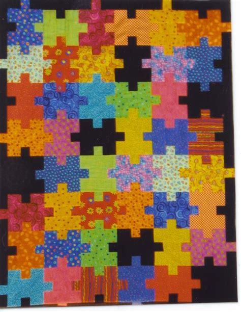 Quilting Puzzles by Top 25 Ideas About Till All The Pieces Fit On