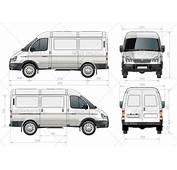 Mini Van  GraphicRiver