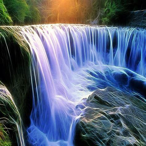 painting to free waterfalls 3 digital painting waterfalls painting