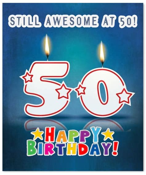 Happy 50 Birthday Wishes 50th Birthday Wishes Quotes Messages Cards And Images