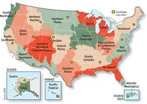 united states vegetation map ecology goes big data 15 000 sensors to measure
