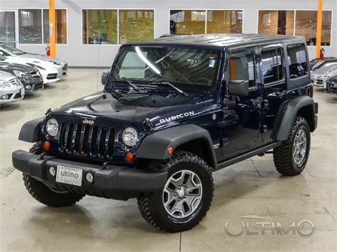 Jeep Pre Owned Pre Owned 2013 Jeep Wrangler Unlimited Rubicon Suv In