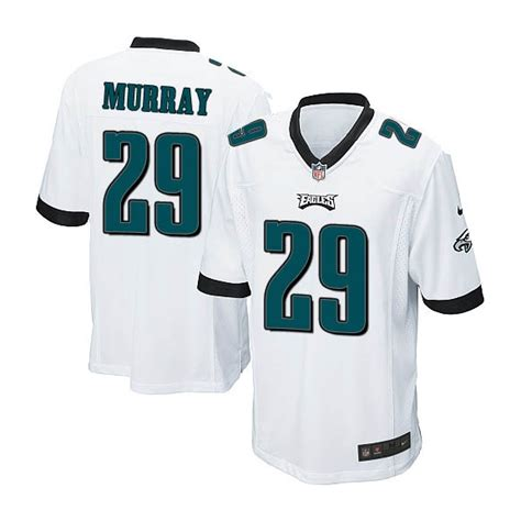 white demarco murray 29 jersey p 1182 youth 29 demarco murray white philadelphia eagles
