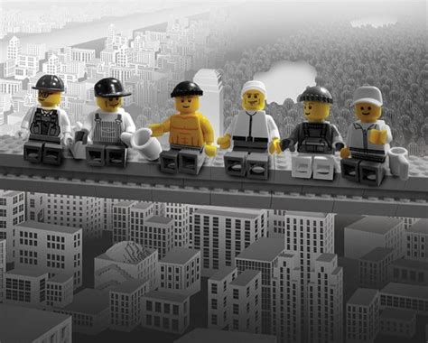 Plakat Lego by Plakat Obraz Lego Lunch On Kup Na Posters Pl
