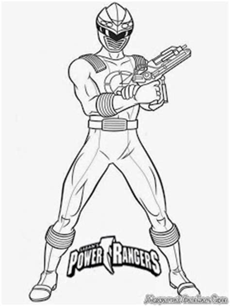 power rangers operation overdrive coloring pages gambar power rangers samurai
