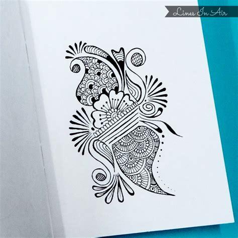 henna design by linesinair on deviantart