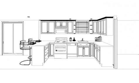 small kitchen floor plans with islands island kitchen layouts kitchen layout small floor plans