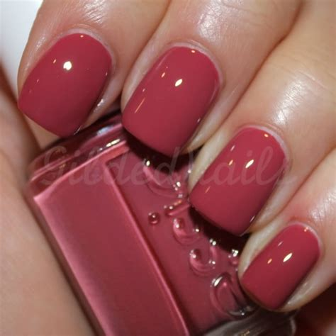 winter nail color fall nail the runway