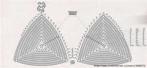 Topi D 1 Al Munawwir 画像 2015夏のトレンド完全無視 自分で編むかぎ針編みビキニがレトロセクシーでおもしろいかも