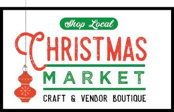 christmas craft show signs market craft vendor show whatcomtalk