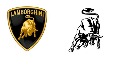 lamborghini symbol on car 20 uncommon tips for a logo that gets you noticed and