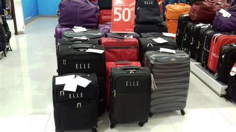Tas Palomino Di Matahari Mall beli koper merek ada diskon 50 persen di matahari hartono mall baru tribunsolo