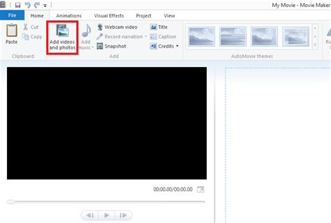 membuat video animasi dengan movie maker cara membuat video slideshow dari gambar dengan movie maker
