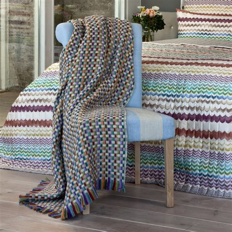 Decke Missoni by Missoni Home Plaid Jocker