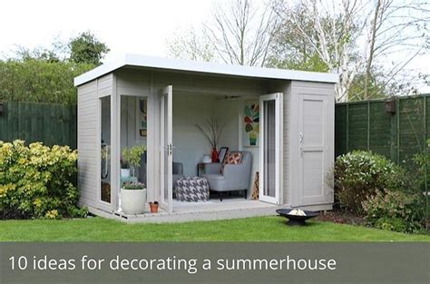 Country House Design by 10 Ideas For Decorating A Summerhouse Waltons Blog