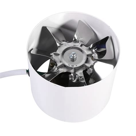 ac duct booster fan 220v 4inch 20w inline duct fan booster exhaust air
