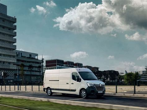 2019 Renault Master by Renault Master 2019 Fourgon Restylage Pour Les Renault