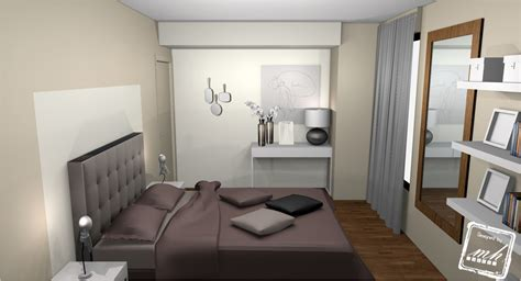 chambre ambiance cocooning 171 mh deco le
