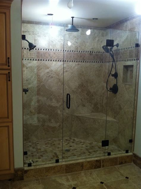 Shower Pictures by Shower Hardware Custom Showers Direct
