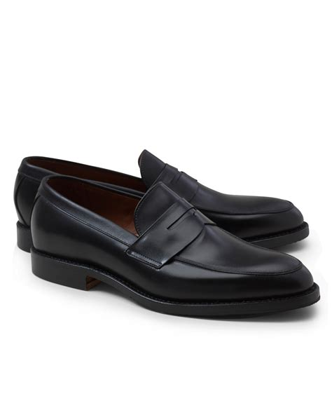 brothers loafers brothers loafers in black for lyst