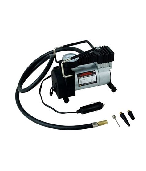 Air Pumps Velo air 12v electric car bike metal air compressor