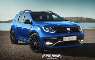 Renault Duster Versions Dacia Duster Gt Design Version