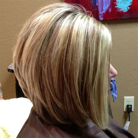 what does a bob hair cut loom like 25 best ideas about longer stacked bob on pinterest