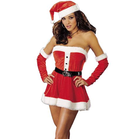 cheap santa s sweetie red adult costume at go4costumes com