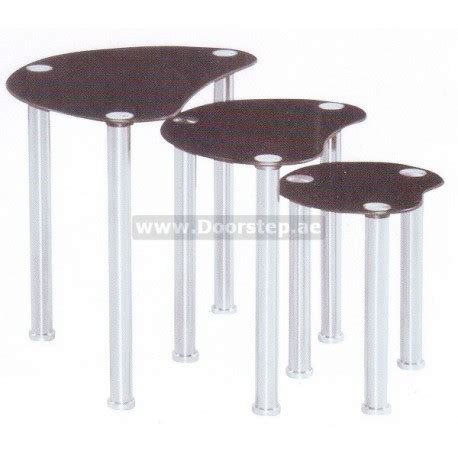 buy table l buy nesting table black dle l 003 for sale online in dubai