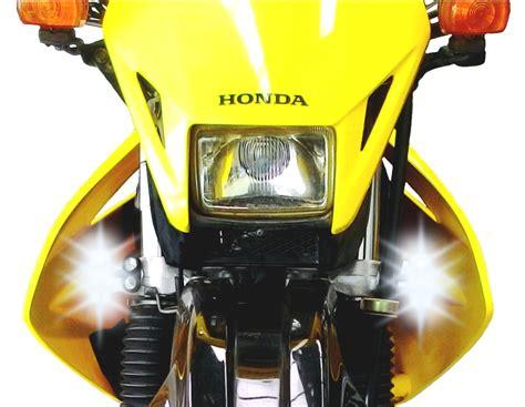 Drl 18 Watt High Grade farol de milha led 18w drl moto honda tornado xr 250 par r 249 90 em mercado livre
